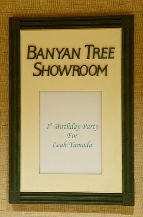 "04-17-10 Davin & Erin Yamada ""Leah Chieko"" 1st Birthday"