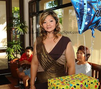 08-27-11 Donny Ray Huihui Graduation Party @ Max's of Manila
